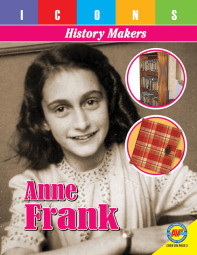 This book about Anne Frank is for readers in Grades 3 to 5.